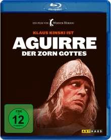 Aguirre - Der Zorn Gottes (Blu-ray), Blu-ray Disc