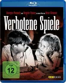 Verbotene Spiele (Blu-ray), Blu-ray Disc