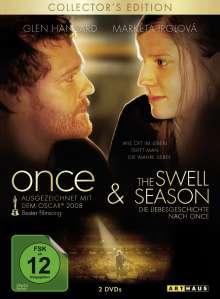 "Once + The Swell Season - Die Liebesgeschichte nach ""Once"" (OmU), 2 DVDs"