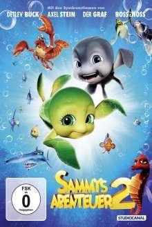 Sammys Abenteuer 2, DVD