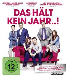 Das hält kein Jahr...! (Blu-ray), Blu-ray Disc