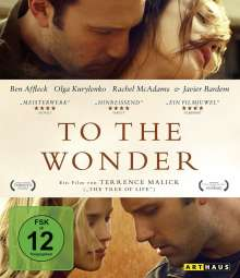 To The Wonder (Blu-ray), Blu-ray Disc