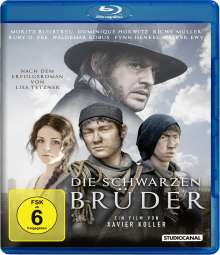 Die schwarzen Brüder (2013) (Blu-ray), Blu-ray Disc