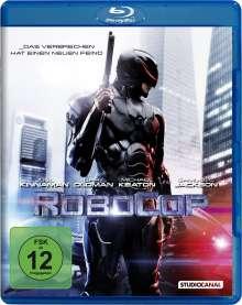 Robocop (2013) (Blu-ray), Blu-ray Disc