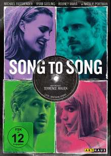 Song to Song, DVD