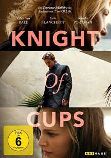 Knight of Cups, DVD