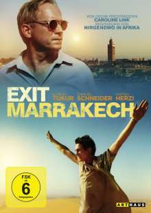 Exit Marrakech, DVD