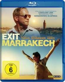 Exit Marrakech (Blu-ray), Blu-ray Disc