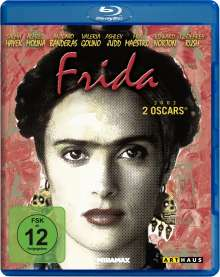 Frida (Blu-ray), Blu-ray Disc