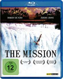 The Mission (1986) (Blu-ray), Blu-ray Disc