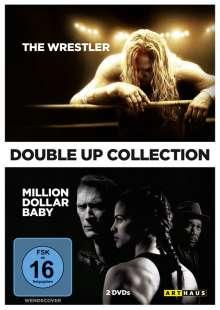 Million Dollar Baby / The Wrestler, 2 DVDs