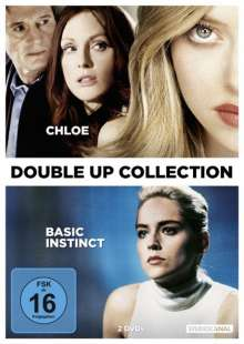 Basic Instinct / Chloe, 2 DVDs