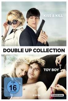 Kiss & Kill / Toy Boy, 2 DVDs