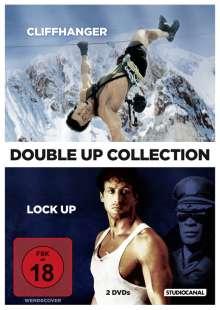 Cliffhanger / Lock Up, 2 DVDs