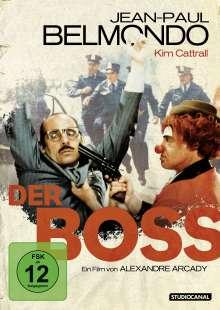 Der Boss, DVD