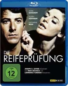 Die Reifeprüfung (Blu-ray), Blu-ray Disc