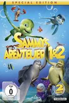 Sammys Abenteuer 1 & 2, 2 DVDs
