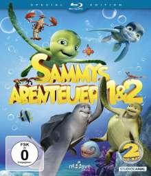 Sammys Abenteuer 1 & 2 (Blu-ray), 2 Blu-ray Discs