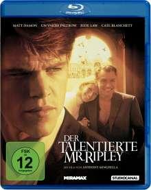 Der talentierte Mr. Ripley (Blu-ray), Blu-ray Disc