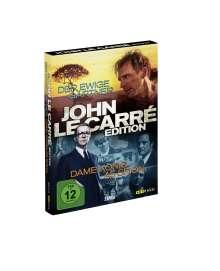 """John le Carre Edition (""""Dame König As Spion"""" & """"Der ewige Gärtner""""), 2 DVDs"""