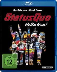 Status Quo: Hello Quo! (Blu-ray), Blu-ray Disc