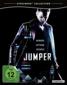 Jumper (Blu-ray im Steelbook), Blu-ray Disc