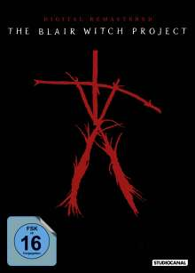 Blair Witch Project, DVD