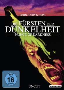 Die Fürsten der Dunkelheit, DVD