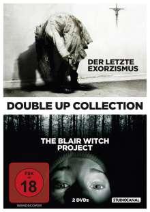 Der letzte Exorzismus / Blair Witch Project, 2 DVDs