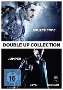 Source Code / Jumper, 2 DVDs