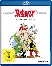 Asterix erobert Rom (Blu-ray), Blu-ray Disc