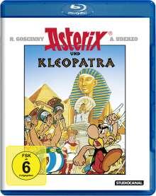 Asterix und Kleopatra (Blu-ray), Blu-ray Disc