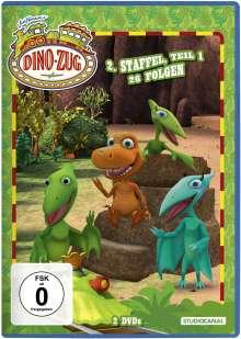 Dino-Zug Staffel 2 Box 1, DVD