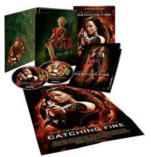 Die Tribute von Panem - Catching Fire (Fan Edition), 2 DVDs