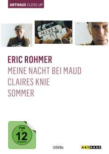 Eric Rohmer Arthaus Close-Up, DVD