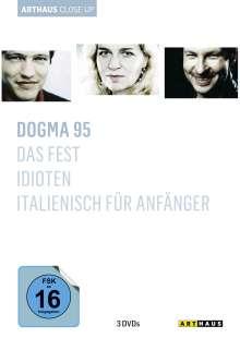 Dogma 95 Arthaus Close-Up, 3 DVDs