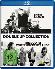 The Doors - When You're Strange / Shine a Light (Blu-ray), 2 Blu-ray Discs