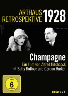 Champagne, DVD