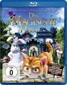 Das magische Haus (Blu-ray), Blu-ray Disc