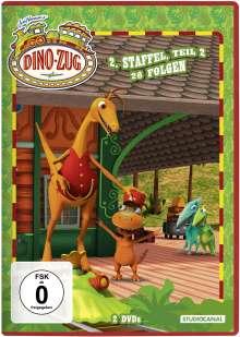 Dino-Zug Staffel 2 Box 2, DVD