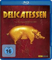 Delicatessen (Blu-ray), Blu-ray Disc