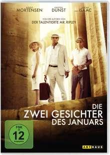 Die zwei Gesichter des Januars, DVD