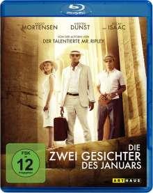 Die zwei Gesichter des Januars (Blu-ray), Blu-ray Disc