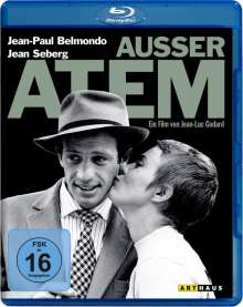 Ausser Atem (Blu-ray), Blu-ray Disc