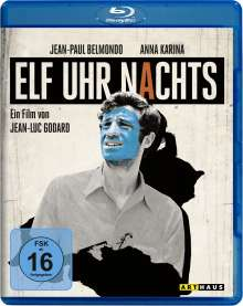 Elf Uhr nachts (Blu-ray), Blu-ray Disc