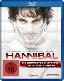 Hannibal Staffel 2 (Blu-ray), 3 Blu-ray Discs