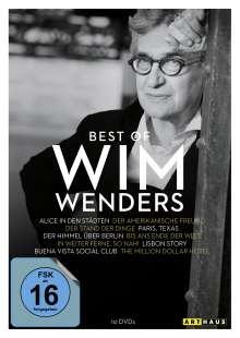 Best of Wim Wenders, 10 DVDs