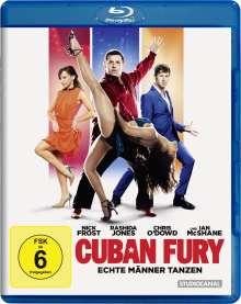 Cuban Fury (Blu-ray), Blu-ray Disc