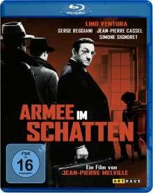 Armee im Schatten (Blu-ray), Blu-ray Disc