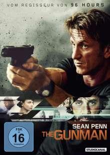 The Gunman, DVD